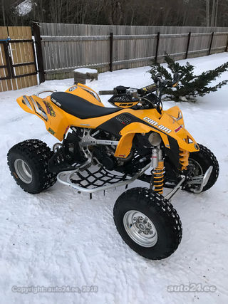 Can Am Ds 450 >> Can Am Ds 450 Auto24 Ee