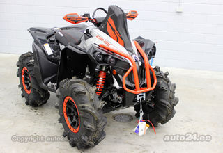 Can-Am Renegade X MR V2 66kW