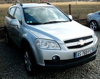 Chevrolet Captiva 2.0 tdi 103kW