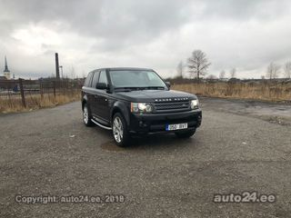 Land Rover Range Rover Sport HSE Luxury Winter Package 3.0 180kW