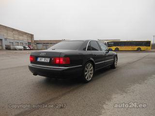 Audi A8 4.2 V8 228kW