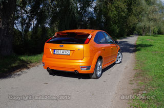 Ford Focus ST 2.5 R5 166kW