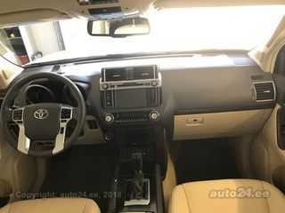 Toyota Land Cruiser Executive N1 HIFI-Audio 2.8 130kW