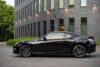 Toyota GT86 Luxury D4S 2.0 BOXER 147kW