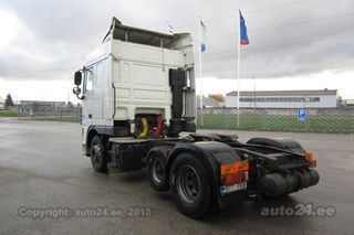 DAF XF 105 FTP Spacecab 12.9 R6 340kW