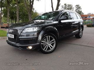 Audi Q7 Executive 3.0 TDi V6 171kW