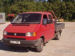 Volkswagen Transporter Doka 2.4 57kW