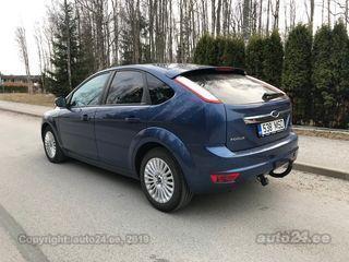 Ford Focus Titanium 1.8 TDCI 85kW