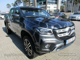 Mercedes-Benz X-klass X 250d Power 2.3 140kW