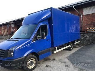 Volkswagen Crafter 2FJE2 1.9 CKUB 120kW