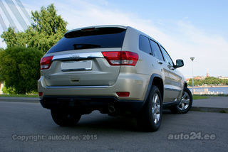 Jeep Grand Cherokee Limited 3.6 V6 210kW
