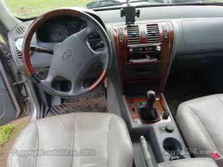Hyundai Terracan 2.9 120kW