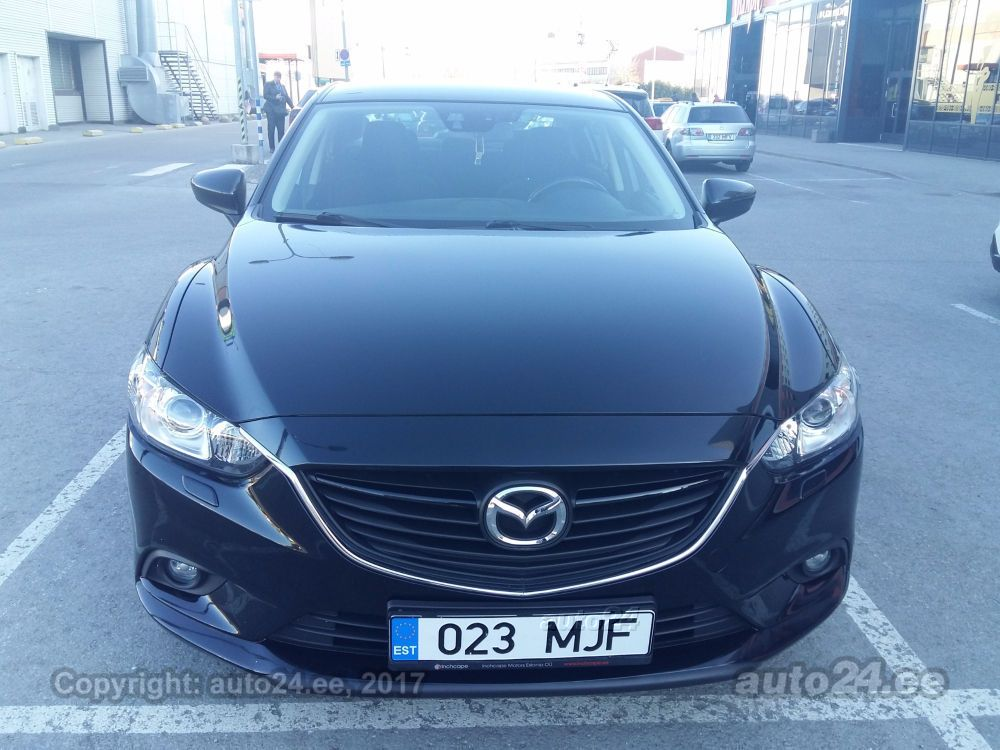 mazda 6 skyactive g premium navi 2 0 121kw. Black Bedroom Furniture Sets. Home Design Ideas