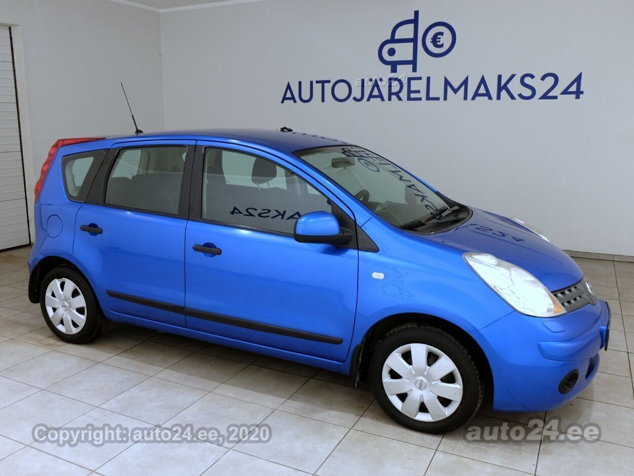 Nissan Note Comfort - Photo