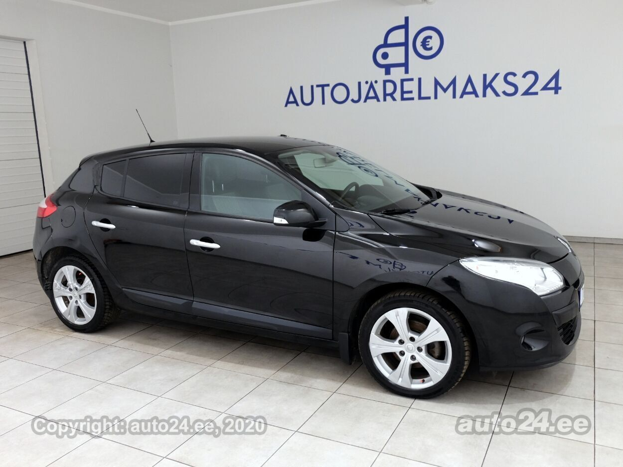 Renault Megane Privilege - Photo