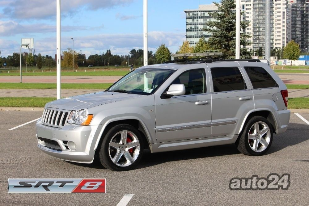 Jeep Grand Cherokee SRT8 6.1 V8 313kW