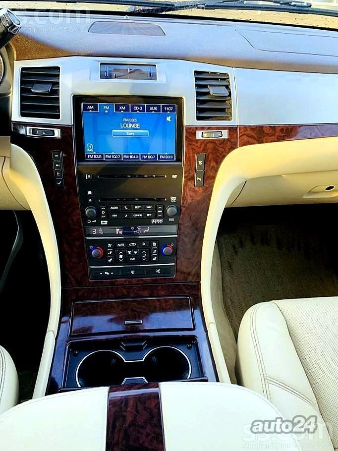 Cadillac Escalade Limited 6.2