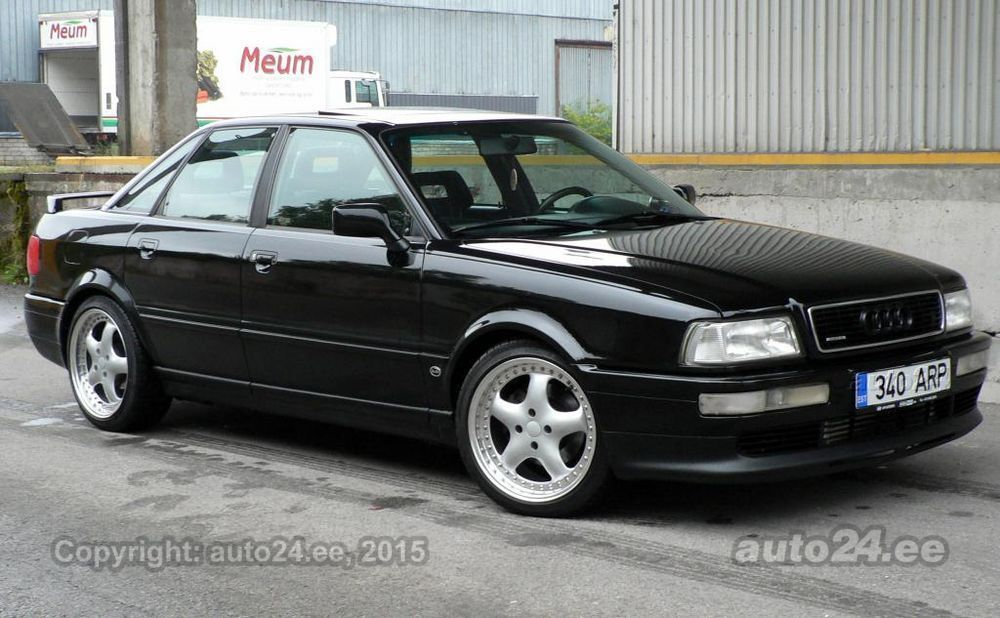 Audi 80 Competition Turbo 2 0 R4 190kw Auto24 Ee