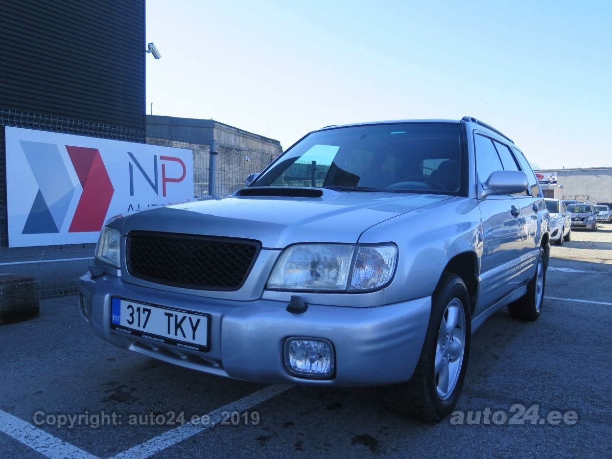 Subaru Forester S-Turbo AWD 2.0  130 kW