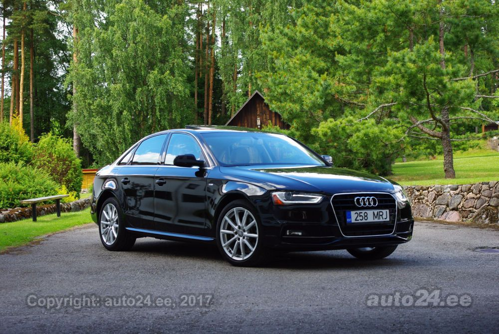 audi a4 b8 5 facelift s line 2 0 tfsi 162kw. Black Bedroom Furniture Sets. Home Design Ideas