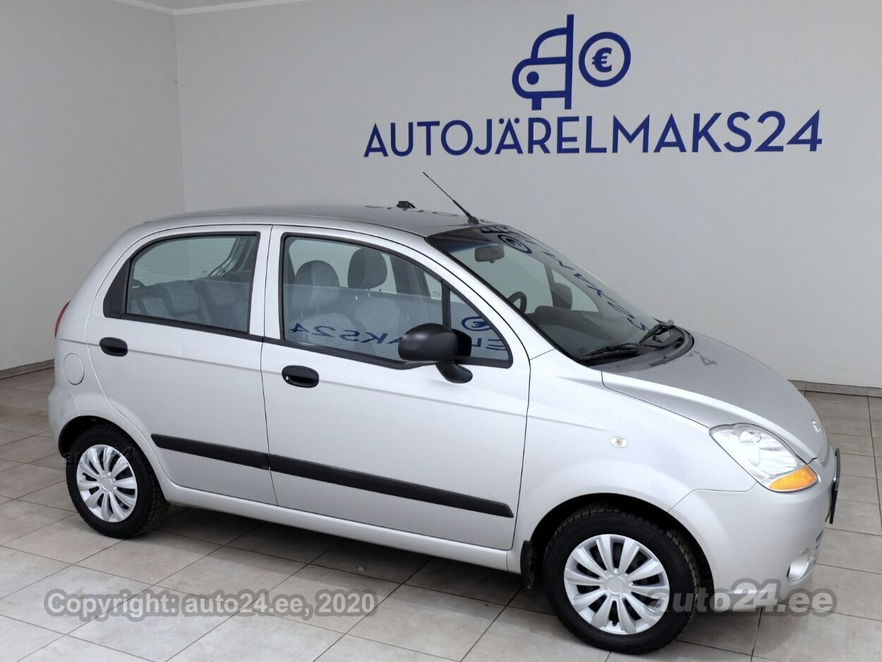 Chevrolet Spark Facelift - Photo