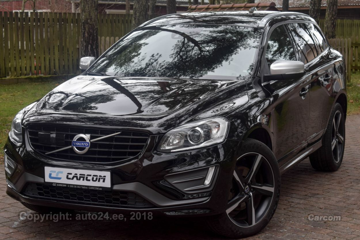 Volvo XC60 R-Design INTELLI SAFE PRO WINTER MY 2016 2.4 D5 AWD 162kW