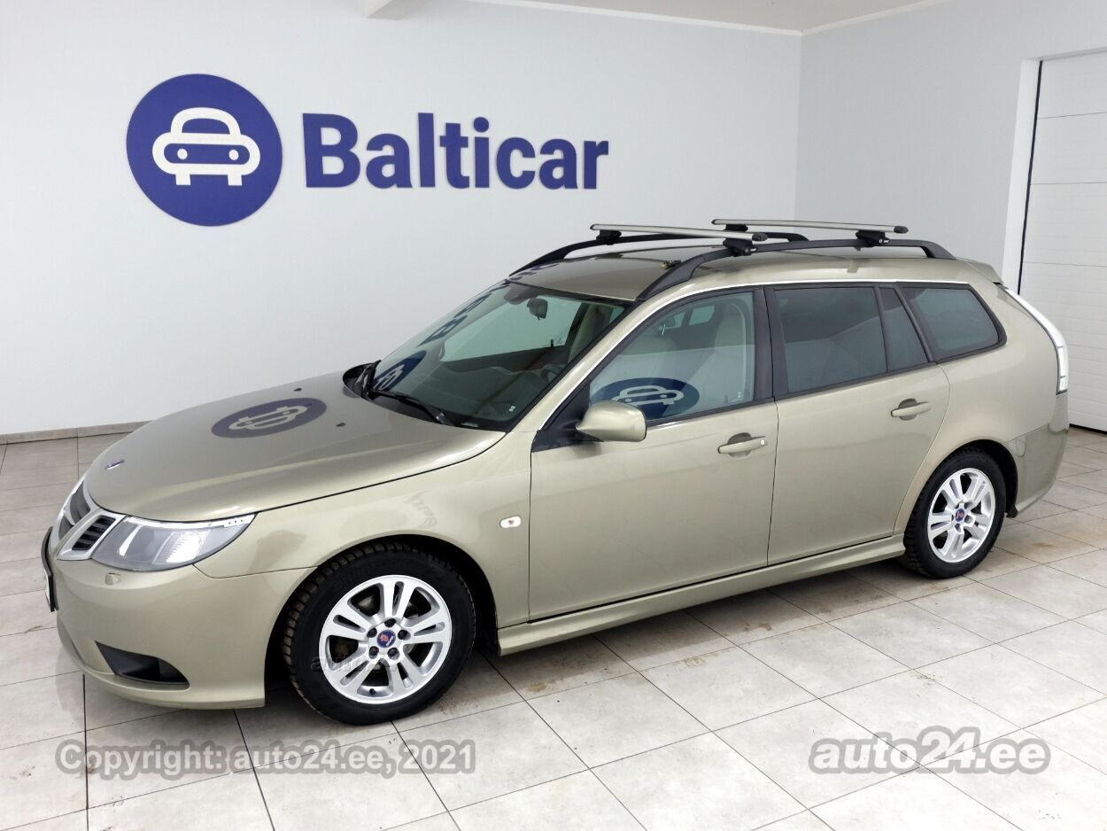 Saab 9-3 Vector ATM 2.0 110 kW - Photo 2