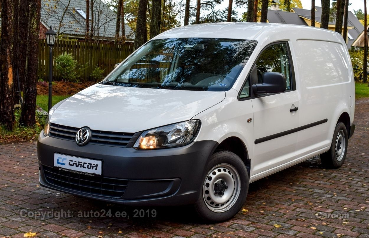 Volkswagen Caddy MAXI ECOFUEL CNG SERVICE LINE 2.0 CNG 80kW
