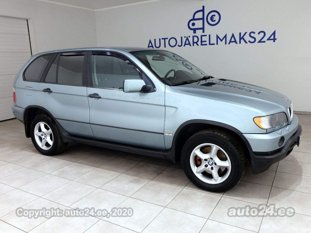 BMW X5 Business ATM - Photo