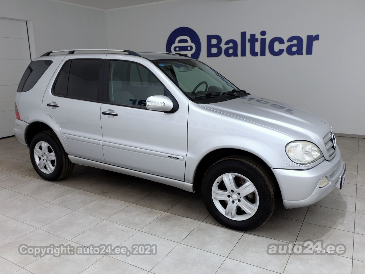 Mercedes-Benz ML 270 Special Edition - Photo