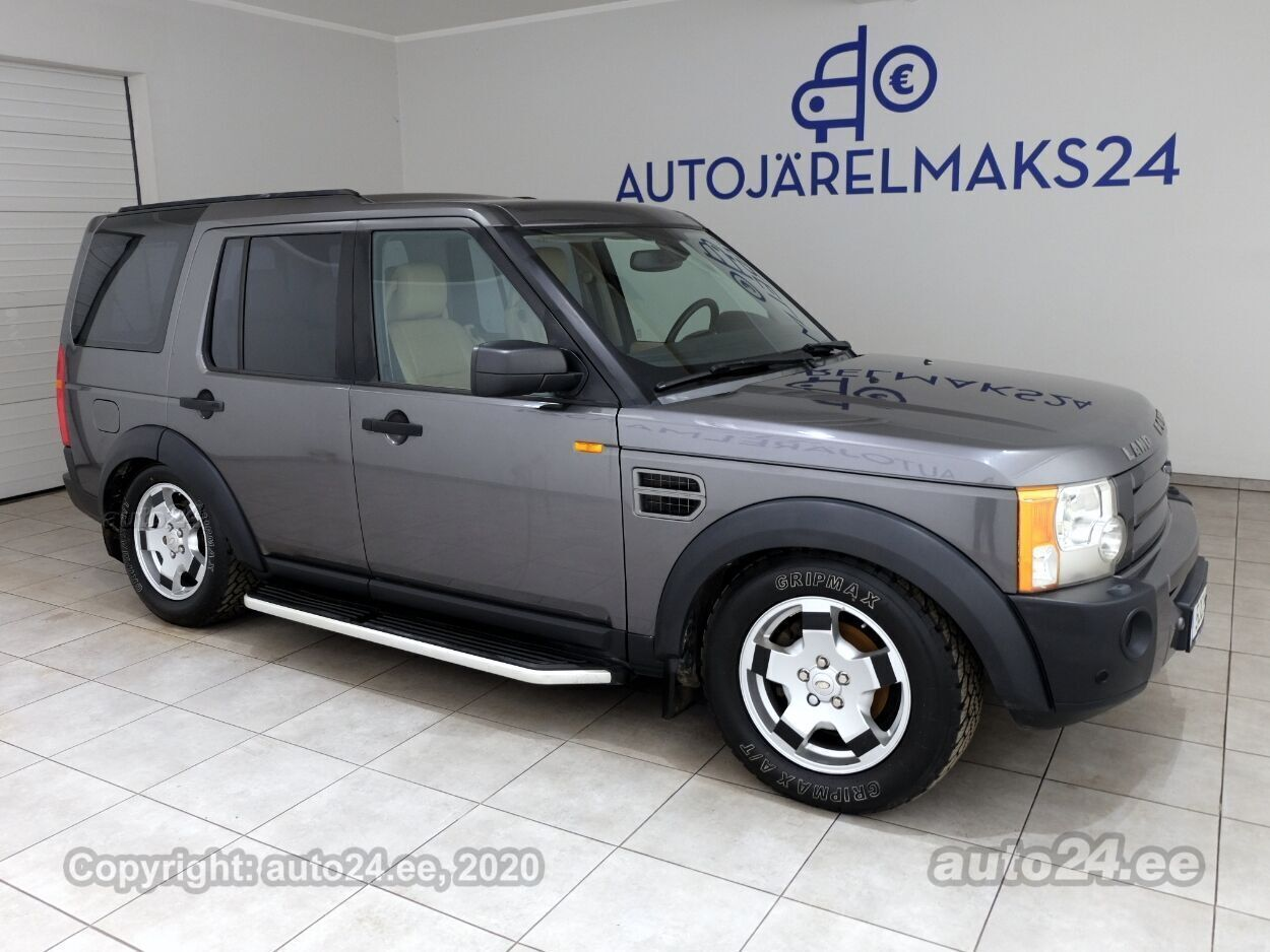 Land Rover Discovery 3 HSE