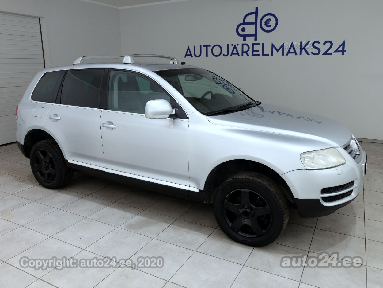 Volkswagen Touareg Highline - Photo