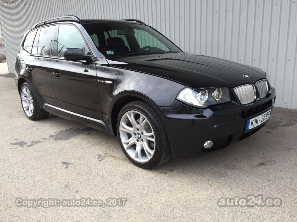 bmw x3 3 0 d 210kw. Black Bedroom Furniture Sets. Home Design Ideas