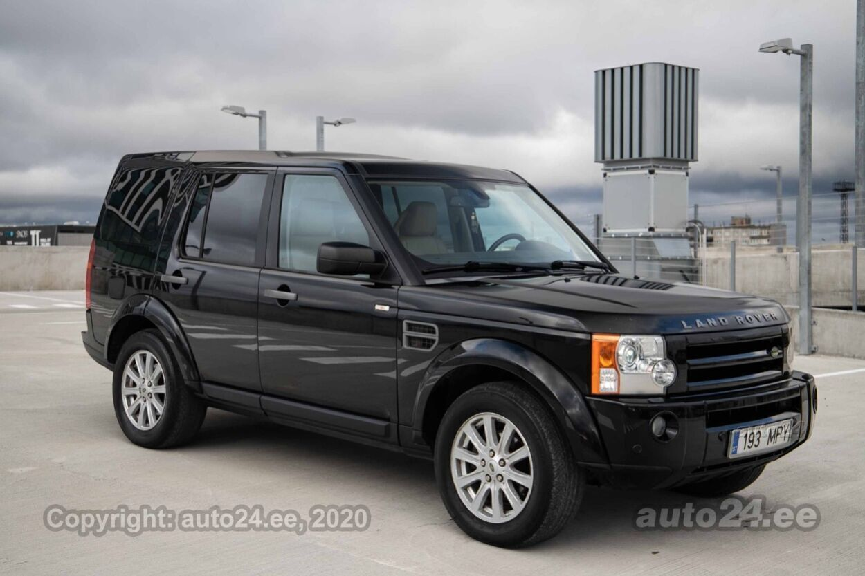 Land Rover Discovery 3 Luxury H/K - Photo