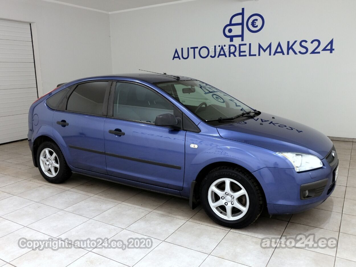 Ford Focus Comfort - Photo