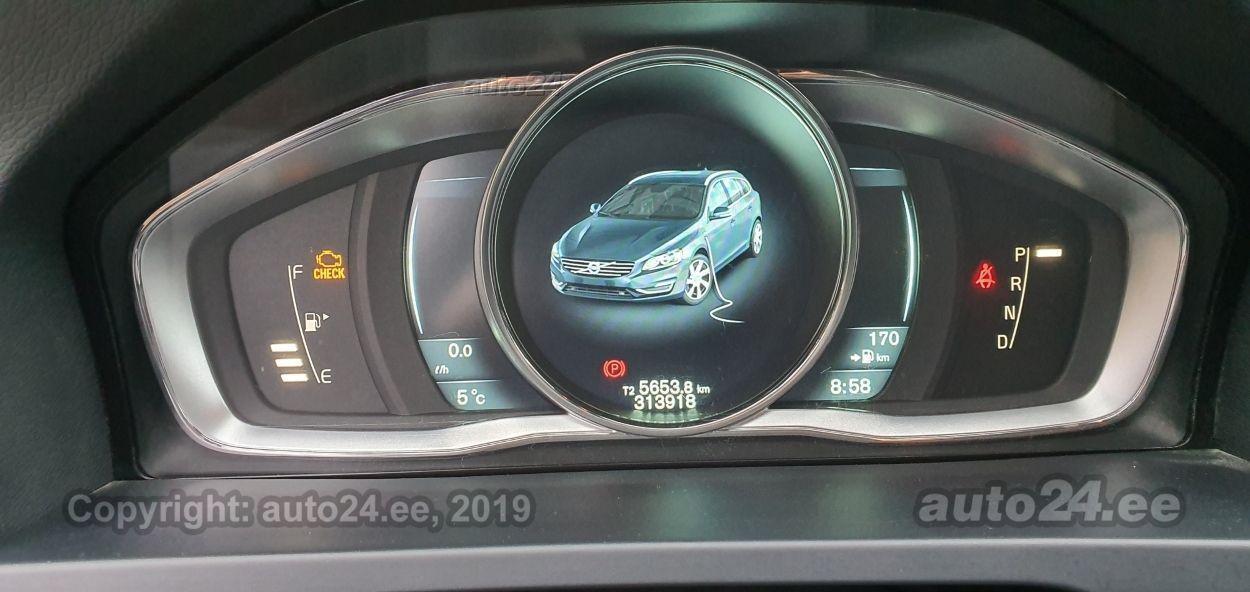 Volvo V60 D6 PHEV 2.4 R5 158kW