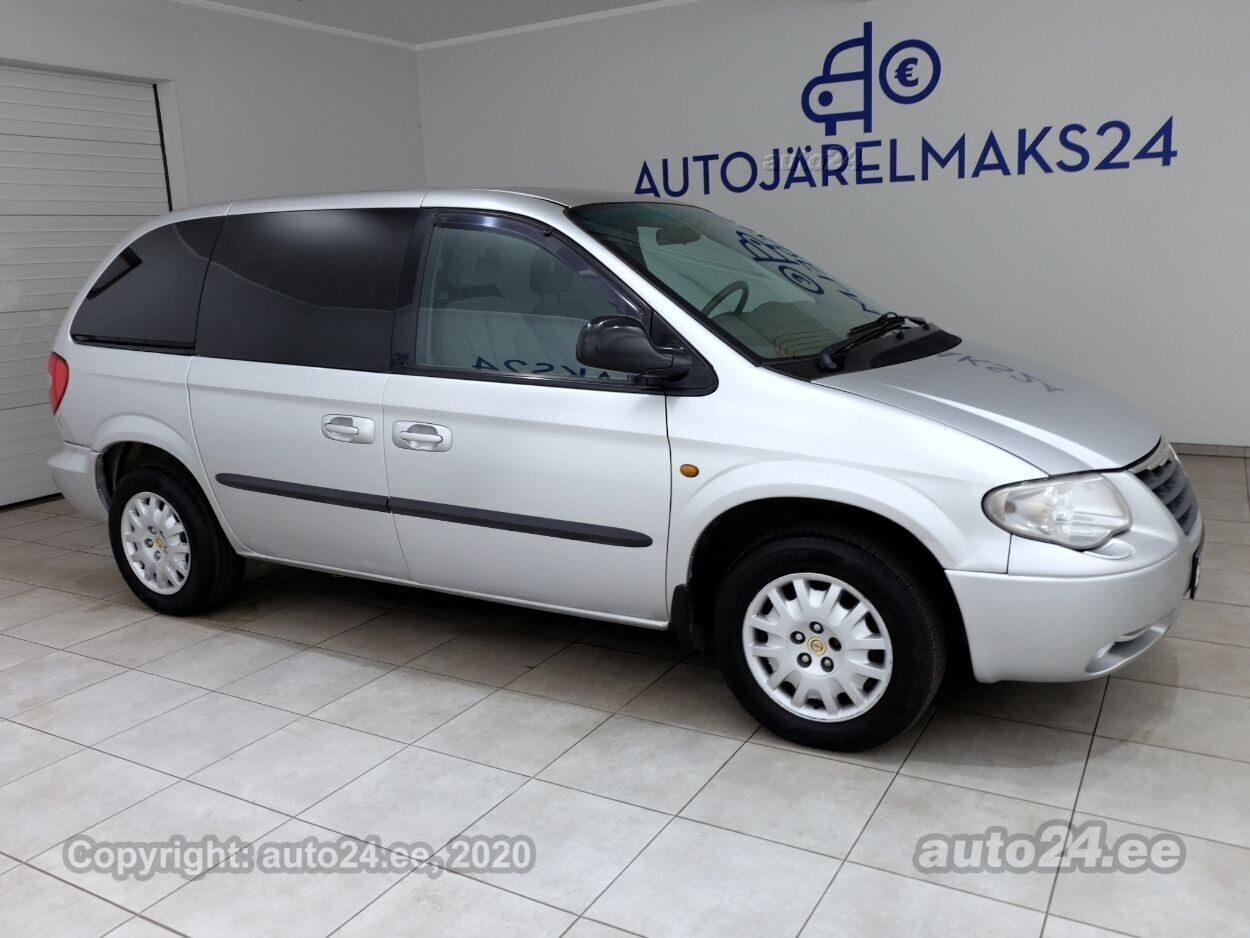 Chrysler Voyager Facelift LPG