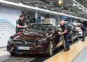 Mercedes alustas uue E-klassi kabrioleti tootmist