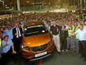 Konveierilt lahkus esimene Opel Mokka X