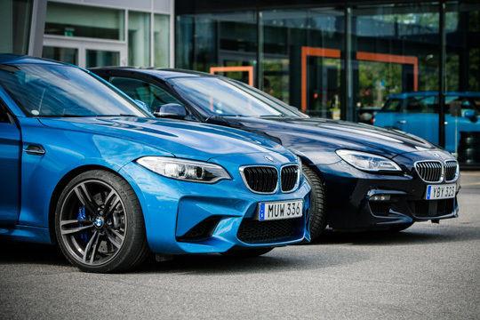 Motorsi Proovisõit - BMW M2