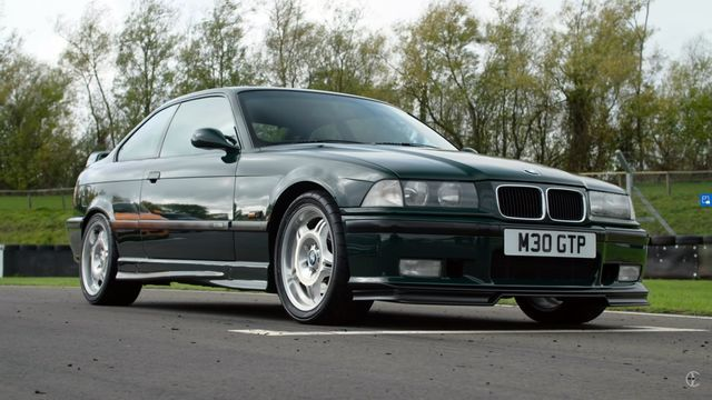 BMW E36 M3 GT. Kaader: Youtube