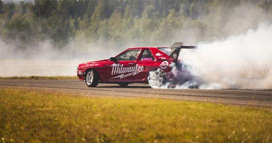 Soome driftietapil võidutsesid eestlased