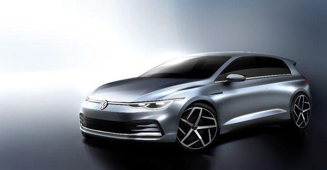 Volkswagen Golf VIII. Foto: Volkswagen