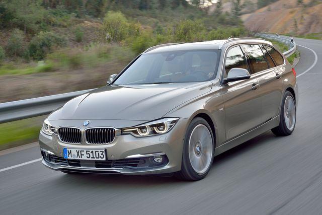 BMW kutsub Euroopas hooldusse 324 000 autot
