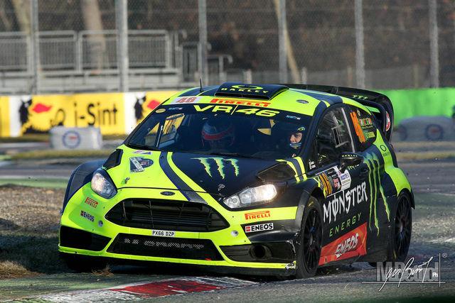 Valentino Rossi. Foto: Autodromo Nazionale Monza/Massimo Bettiol