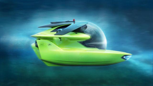 Project Neptune. Foto: Aston Martin