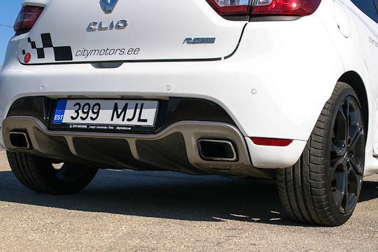 Motorsi Proovisõit - Renault Clio RS, taskurakett, mis jätab konkurendid häbisse!