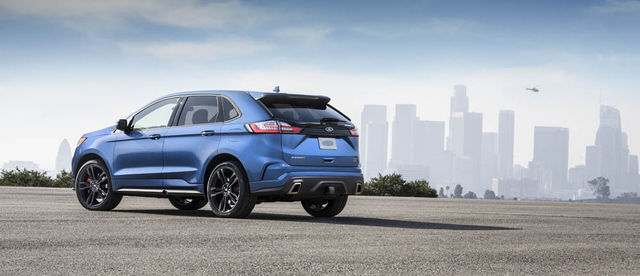 Ford Edge ST. Foto: Ford