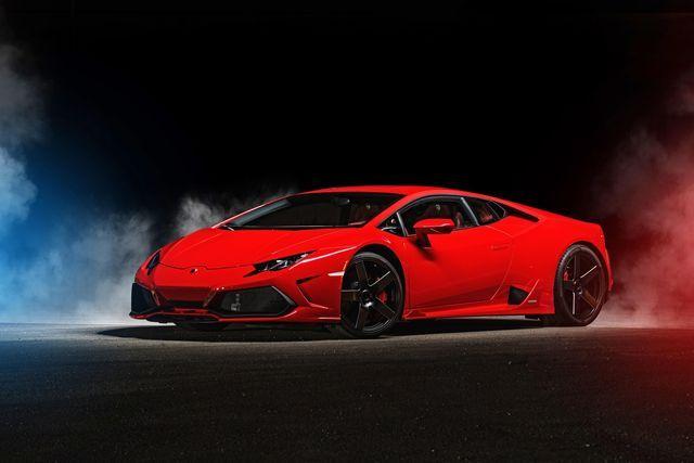 Lamborghini Huracan. Foto: Lamborghini