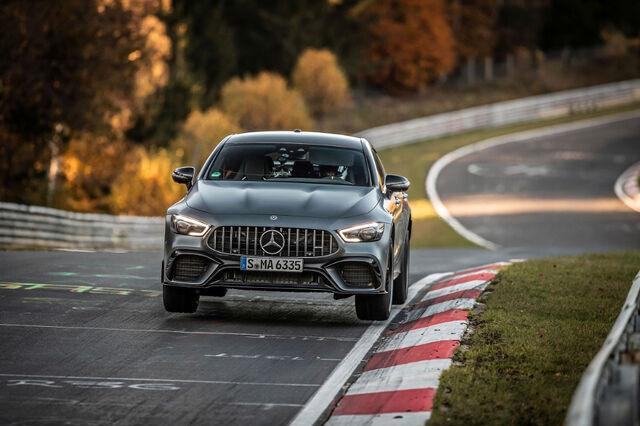 Mercedes-AMG GT 63 S 4Matic+. Foto: Mercedes-Benz
